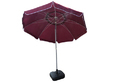 Garden Umbrella-9'-Tiltable-Wine Red
