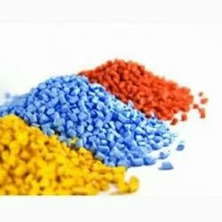 Yellow, Blue and Red HD Plastic Granules, Packaging Size: 25Kg, Packaging Type: Bag