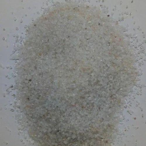 Si+o2 Grits Quartz Granules, Packaging Size: 50 Kg, Grade: A, B Grade