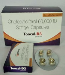 Cholecalciferol Softgelatin Capsules