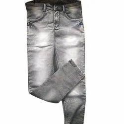 Regular Fit Jeet Fashion Mens Denim Faded Jeans, Waist Size: 28-36