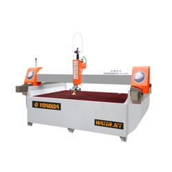 5 Axis Water Jet Cutting Machine