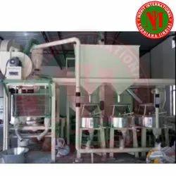 Automatic Atta Chakki Plant