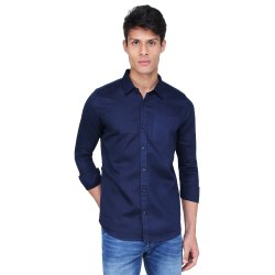 Meroon Cotton Plain Shirts