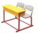 DF-609 (3) Dual Desk Bench