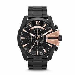 Diesel Diesel Chi Chronograph Black Dial Men's Watch