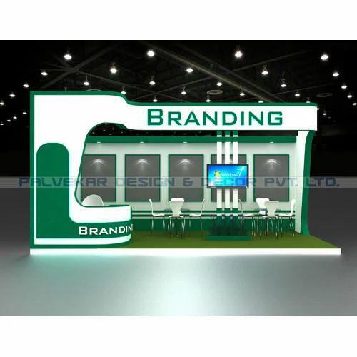 Exhibition Stall Branding : Branding exhibition stall designing service in kandivali west