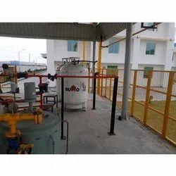 Industrial LPG Manifold System