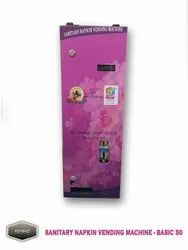 Basic 50 Sanitary Napkin Vending Machine
