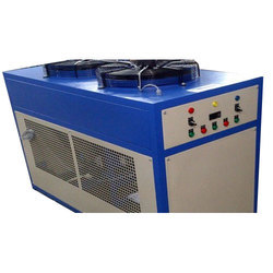 Three Phase Stainless Steel Industrial Water Chiller