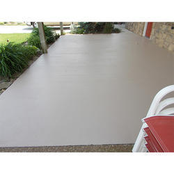 Outdoor Floor Coating