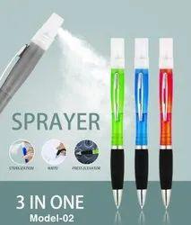 Sprayer Sanitizer Pen
