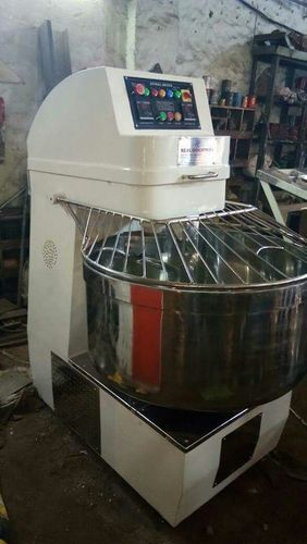 Real industries Automatic Industrial Spiral Mixer