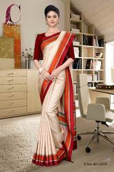 Uniform Saree for Teachers