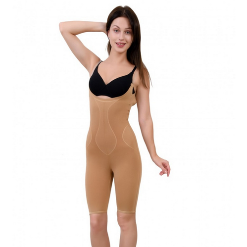 26a0c83fe3 Adorna Body Slimmer (Transparent Straps) - Beige at Rs 1659  piece ...