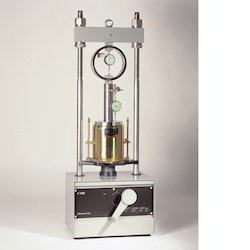 Laboratory C.B.R. Test Apparatus