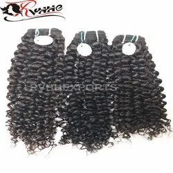 Factory Price Pure Indian Remy Virgin Human Hair Weft