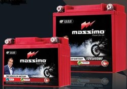 7 MF Massimo Bike Battery