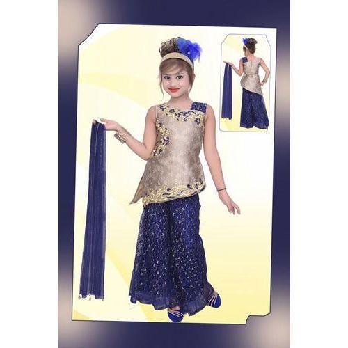 62136d3cf Baby Girls Kids Sharara Dress, Rs 1095 /piece, Tanishq Creations ...