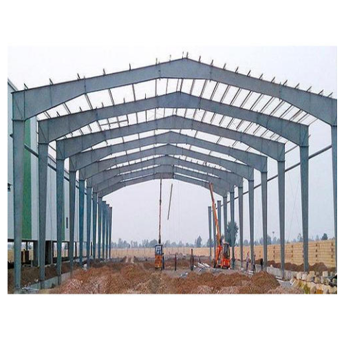 Iron Industrial Roofing Shed Fabrication Services