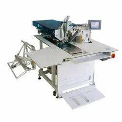 Robotech FF 6100-TR Automatic Pocket Welt Machine