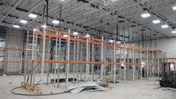 Industrial Steel Warehouse Installation, Pan India