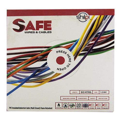 Pvc Insulated Industrial Cable, Polyvinyl Chloride Insulated Cables ...