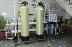 Mineral Water Bottling RO Plant