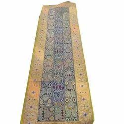 Rectangular Silk Table Runner
