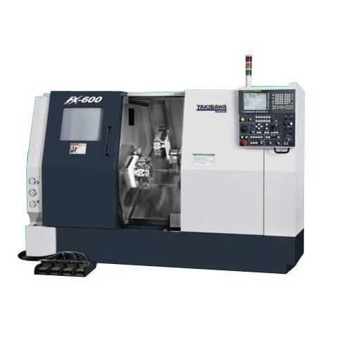 TAKISAWA FX -600 CNC Lathe Machine