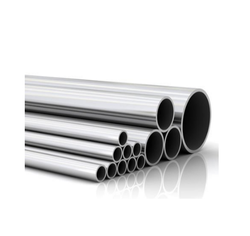 Round Mild Steel & Galvanized Pipe, For Industrial, Size: 1/2