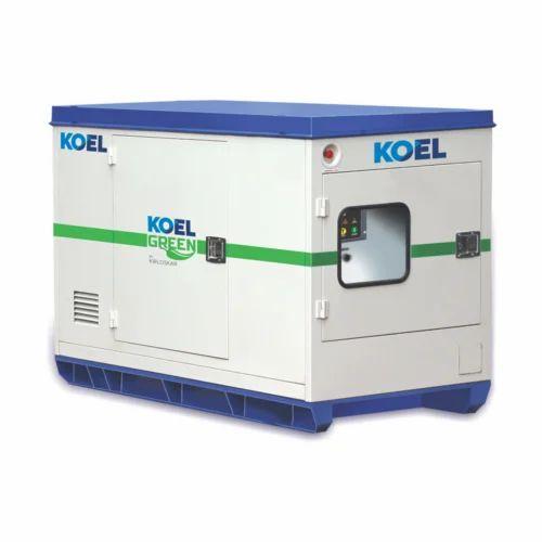 KOEL Diesel Genset 15 kVA - 30 kVA