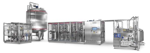 UHT Milk Processing Plant For Aseptic Packaging