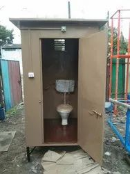 Prefabricated FRP Toilet