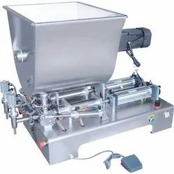 Thick Cream Filling Machine / Hand Sanitizer Filling Machine