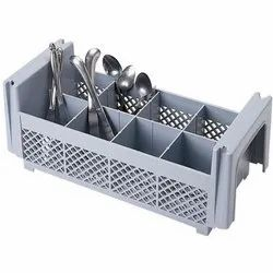CUTLERY RACK, For Restaurant, Square