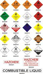 Cargo Agents for Hazardous Goods