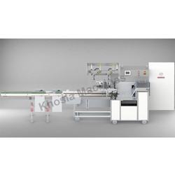 LOGIPAC 51S High Speed Soap Wrapping Machine