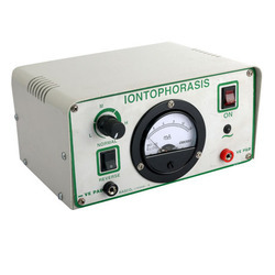 Indetouch Iontophoresis Machine, Usage: Hospital, Clinic, Personal