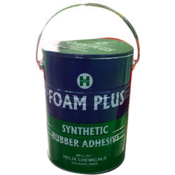 Industrial Grade Helix Foam Plus Synthetic Rubber Adhesive