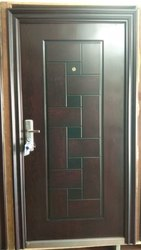 Room Mild Steel Door