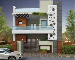 Duplex House Elevation Design In Pan India Archplanest Id 21842203488
