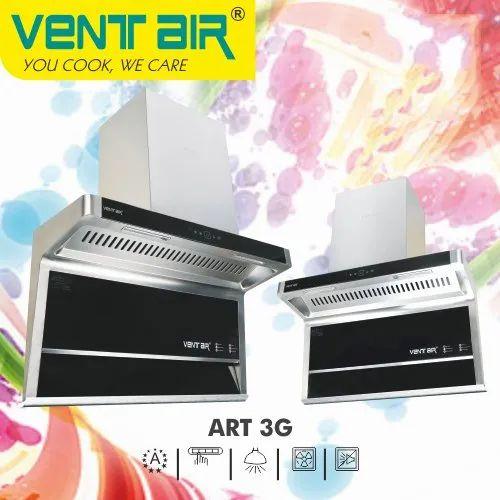 ART 3G Ventair Kitchen Chimney