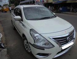White Nissan Sunny 2014-2016 XV D Premium Safety (Diesel) Used Car