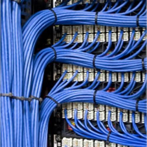 structured network cabling services in fazullaganj, lucknow, apex