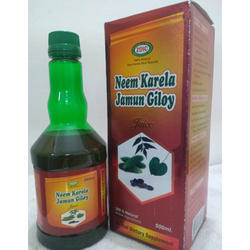 Neem Karela Jamun Giloy Juice
