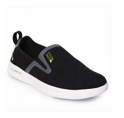 Campus LS-202-BLK-DGRY Style Walk Shoes, Size: 6 And 9