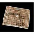 Mild Steel Cycle Front Basket