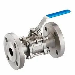 SS Three Piece Ball Valve