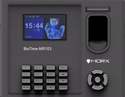Mantra Biometric Time Attendance System, Model Name/number: Mr-103